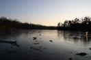Eis auf dem See