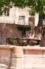 Brunnen im Schloss