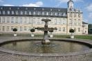 Brunnen vor dem Karlsruher Schloss