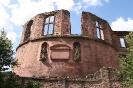 Heidelberger Schloss - Dicker Turm
