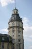 Der siebenstöckige Turm