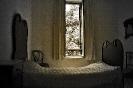 altes Zimmer mit Fenster