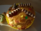 leckerer selbst gemachter Muffin
