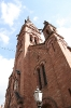 rote Backsteinkirche