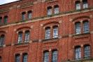 Ziegelsteinfassade