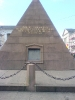 Das Wahrzeichen von Karlsruhe - Die Pyramide