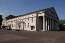 Das Konzerthaus von Karlsruhe