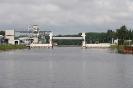 Hochwasser-Sperrtor Karlsruhe