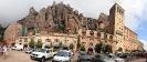 Panorama Bild vom Kloster Montserrat