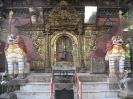 Ein Tempel in Nepal