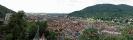 Panorama von Heidelberg