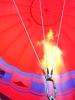 Brenner eines Heißluftballon