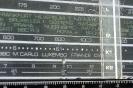 Skala eines alten Radios