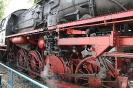 Alte Dampflok Typ 50-2740 # 1