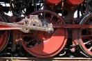 Antriebsräder einer Dampflok