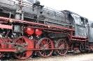 Alte Dampflok Typ 50-2740 # 3