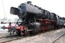 Alte Dampflok Typ 50-2740 # 2