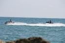 Jetski fahren im Meer