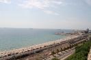 Blick auf den Hafen von Tarragona