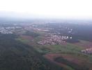 Luftbild von Karlsruhe Hagsfeld